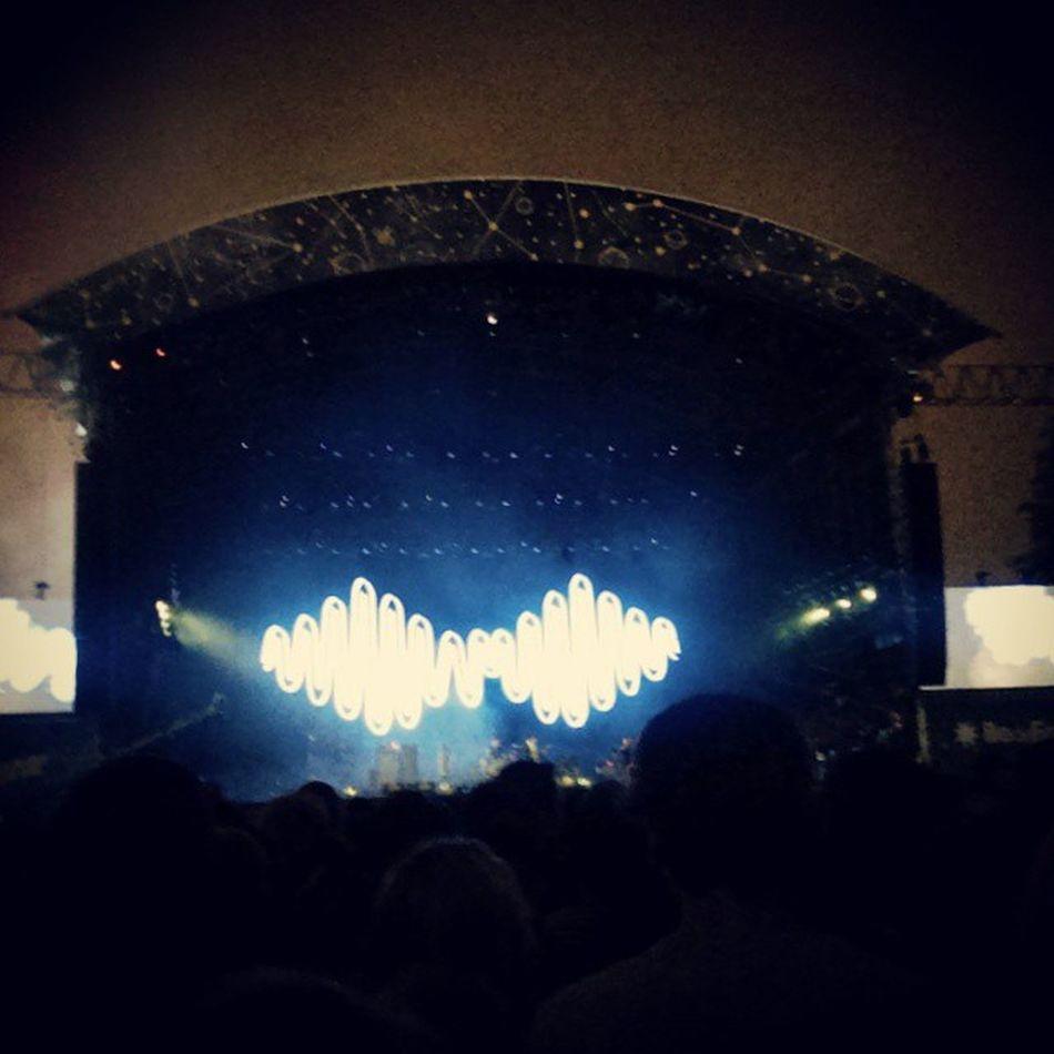 Are u mine ? Arcticmonkeys RES14 Rockenseine Bénévoles friends Music concert festival Paris