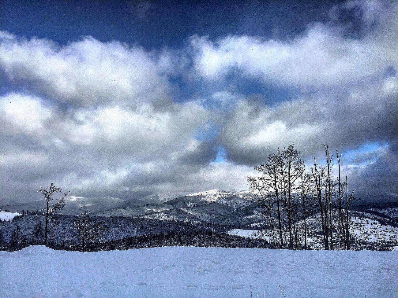 Mountains Bukovel Karpaty Karpathian F4F L4l Followforfollow Like4like Follow4follow Happiness ♡
