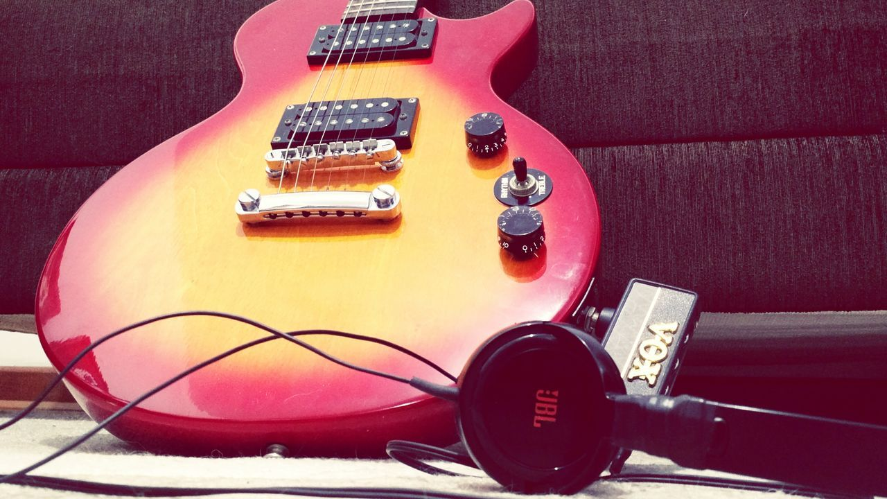 EpiphoneGuitars Epiphone Voxamp Ampeg  JBL Rock'n'Roll Music Is My Life What Does Music Look Like To You?