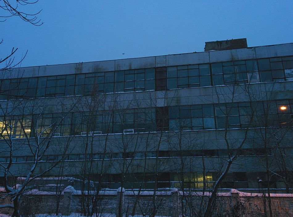 """part of Industrial Park FromPast Known As ZOMZ (Zagorsk optical and mechanical plant). Its placement was under the secret because strategic and military role and named as """"Mailbox number 31"""" History Sergievposad"""