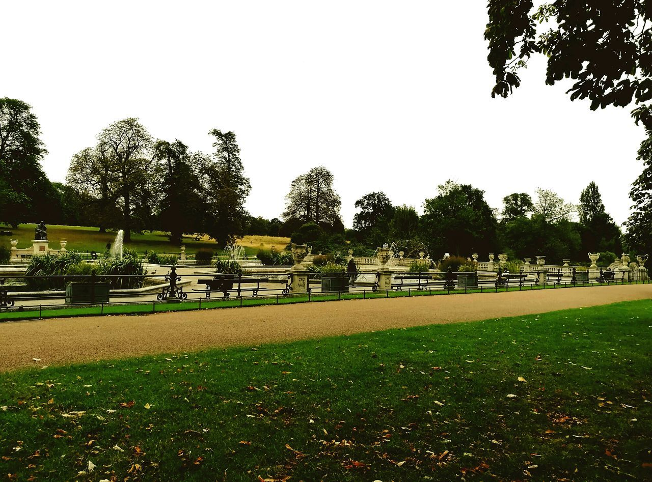 First Eyeem Photo Fountain Fountains Park Lane Garden Grass Grassy Field Grassy Path @KensingtonGardens