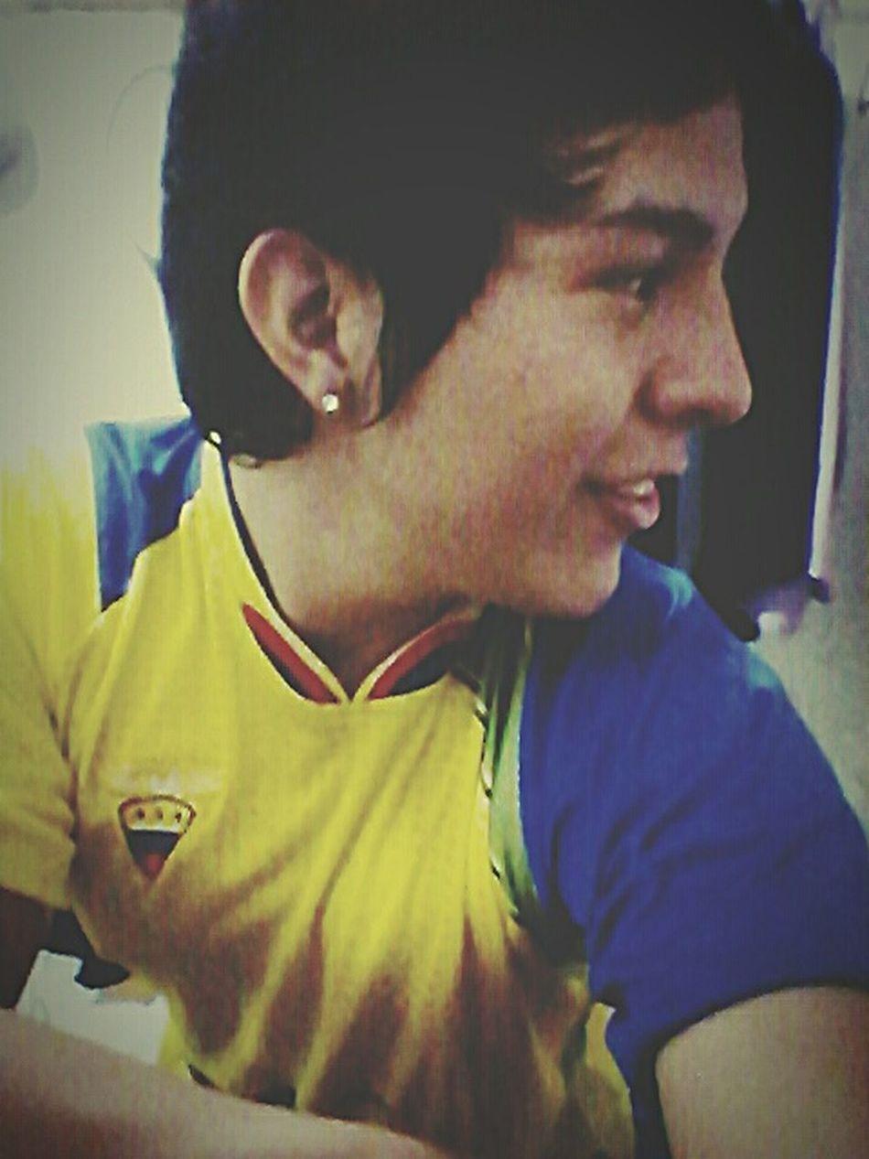 I Love My Ecuador Perfect Day ♣