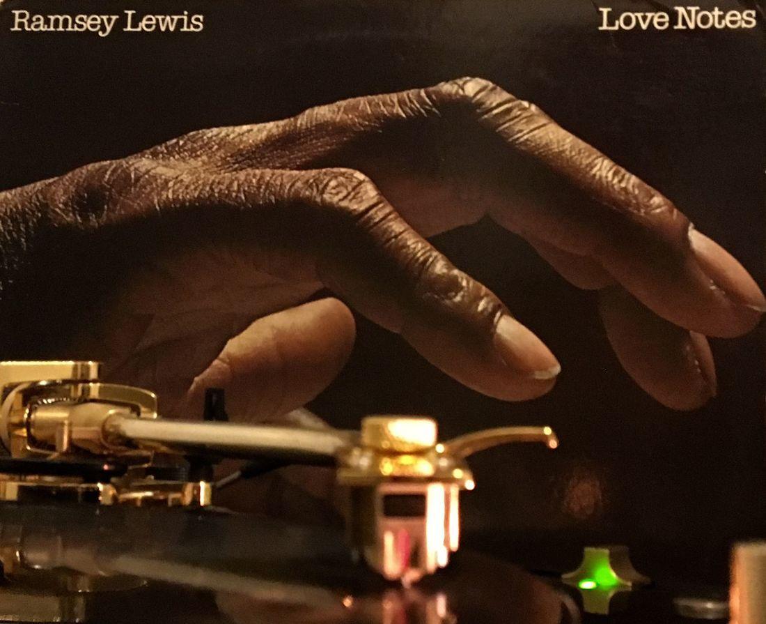 Ramsey Lewis - Love Notes vinyl album plays on turntable. Turntable Vinyl Vinyl Records Vinylcollector Vinyljunkie Ramsey Lewis Love Notes Music Jazz Philippines Manila