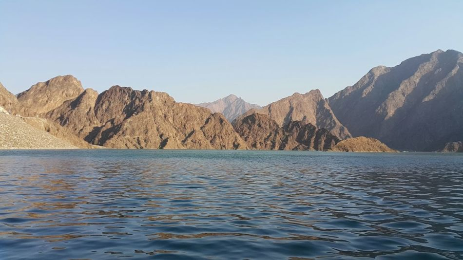 What a view. Kayaking In Nature Hatta Dubai Relaxing Time Take Me Back