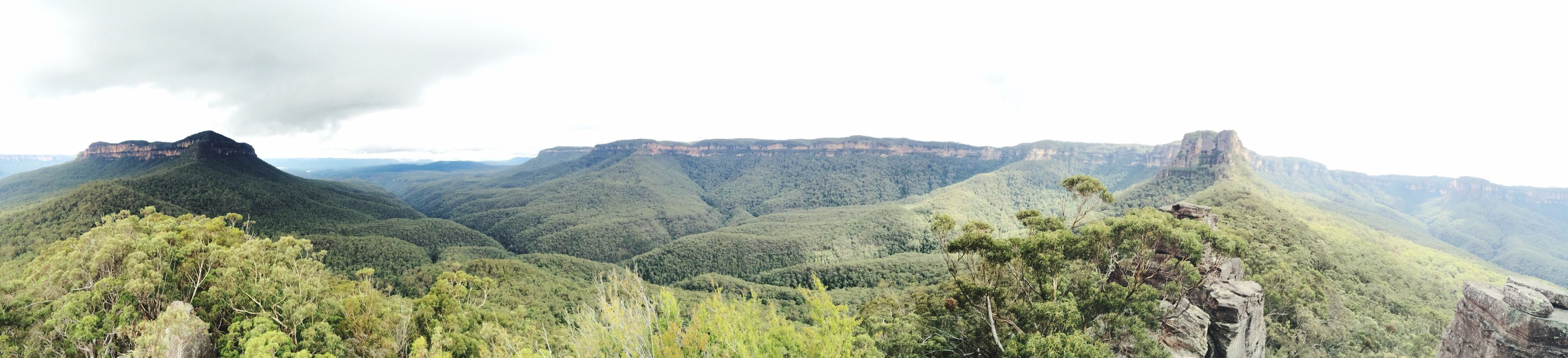 A day walk from a while back ... The Ruined Castle Hiking Adventures Bluemountains Dukeofedinburgh