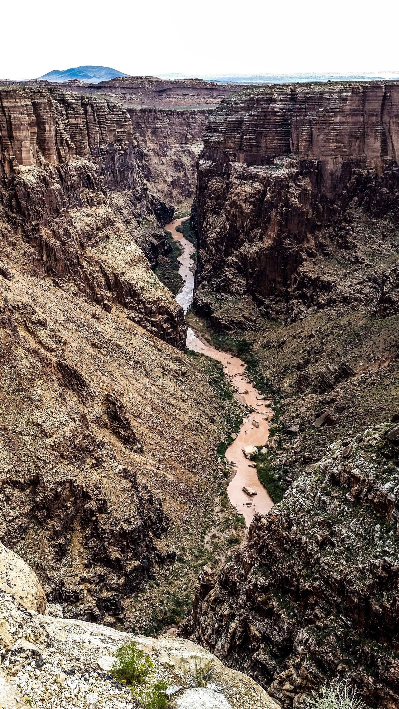 Little Colorado River - A story of erosion Nature Erosion Beauty In Nature Tranquility Scenics Sky Geology Rock - Object Non-urban Scene Physical Geography Tranquil Scene Day Outdoors Landscape Mountain No People Canyon EyeEmNewHere The Great Outdoors - 2017 EyeEm Awards