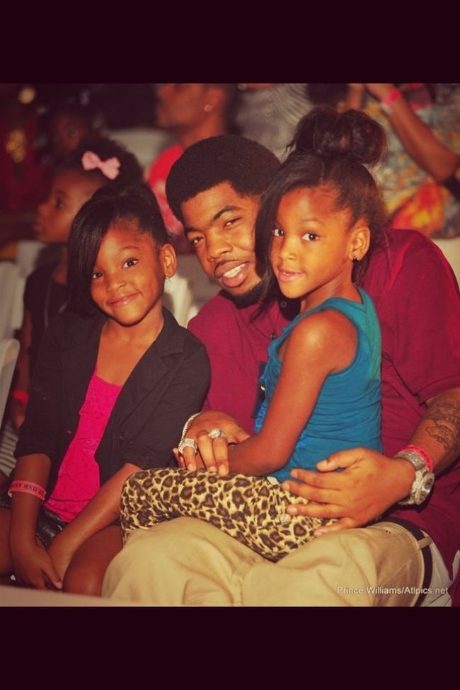 Webbie And His Kids