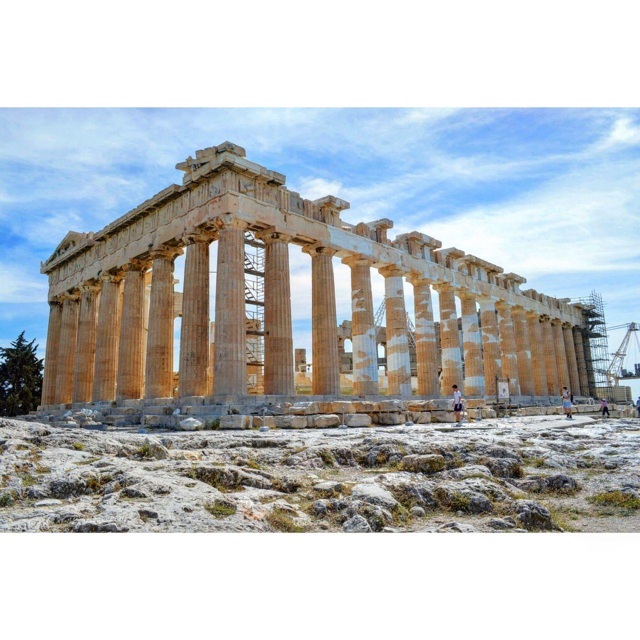 Acropolis of Athens, 2016 Athens, Greece Parthenon Acropolis Greece Architecture