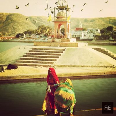 Pushkar at India by F.I.E.