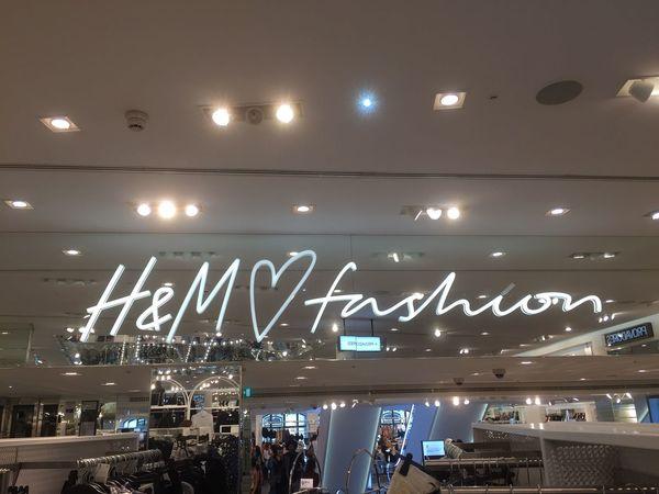 H&M Lisbon Fashion