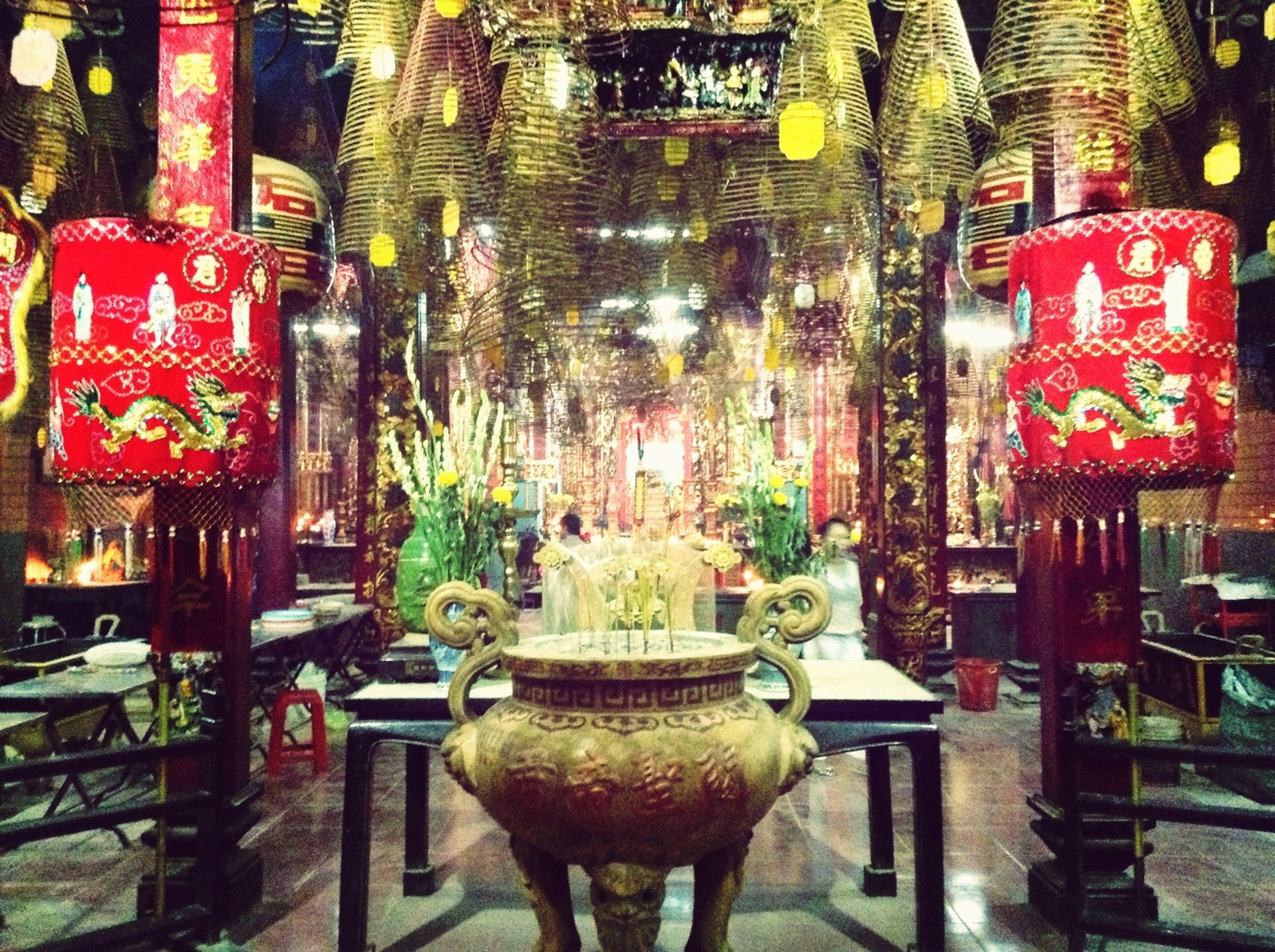 Pagoda For Good Luck