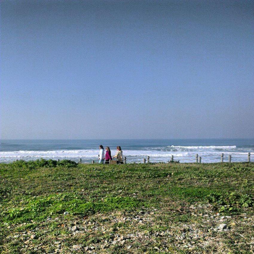 21k + mar + banhos de sol + Costa a Costa Antena3 = Justperfect