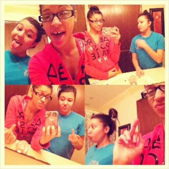 lastnight with this kidd(: