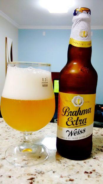 Bier Time Weissbier Brahmaextra