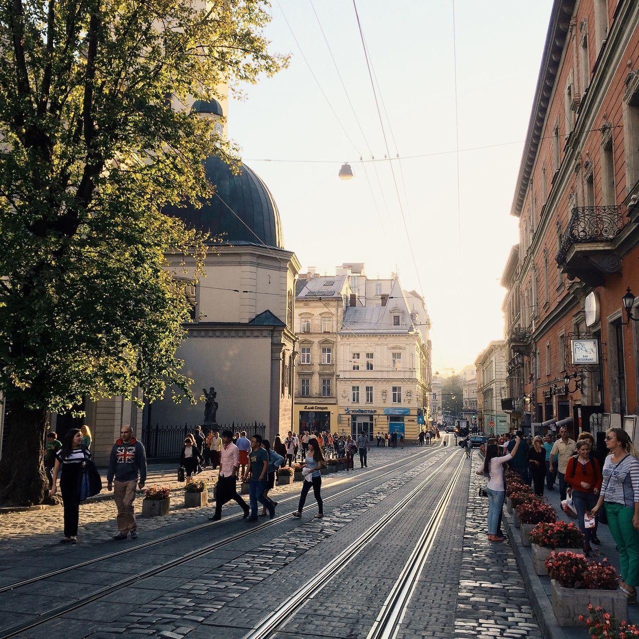 Beautiful stock photos of ukraine, Architecture, Building Exterior, Built Structure, City