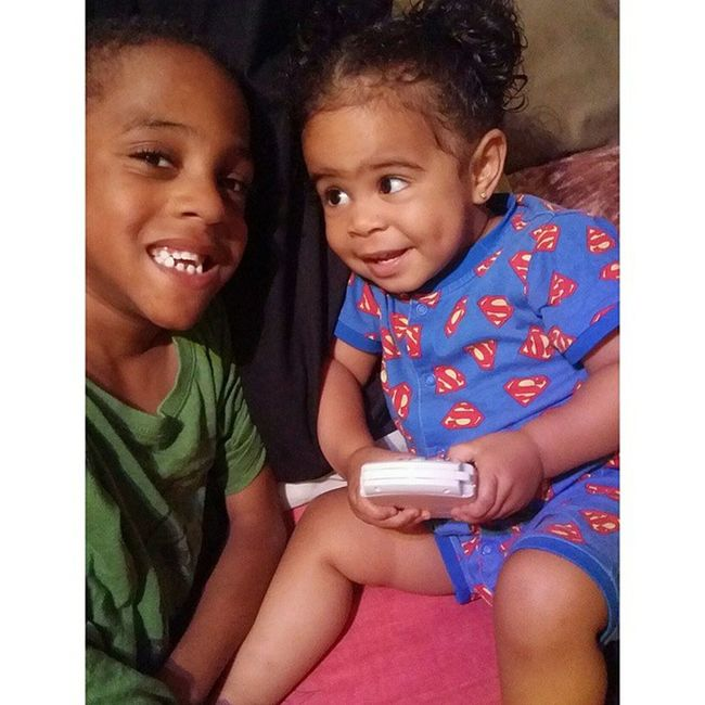 Happy Faces 😊 MyBABiES Kids Family Smiles love