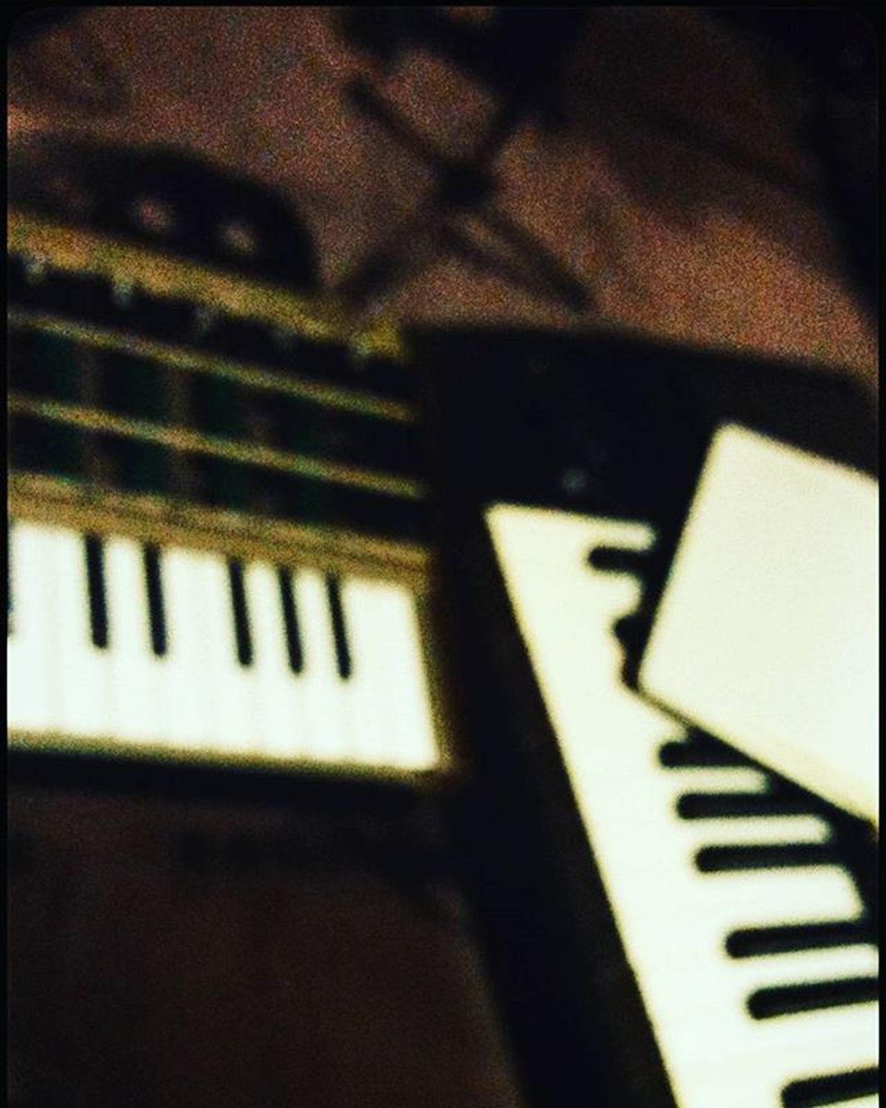 Microkorg Maudio Keystationpro88 Keyboards Keys Synthesizer