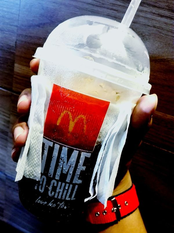 Mcdoph Food And Drink Chill Drink Frozendrinks Indoors  Food Close-up No People Freshness Day