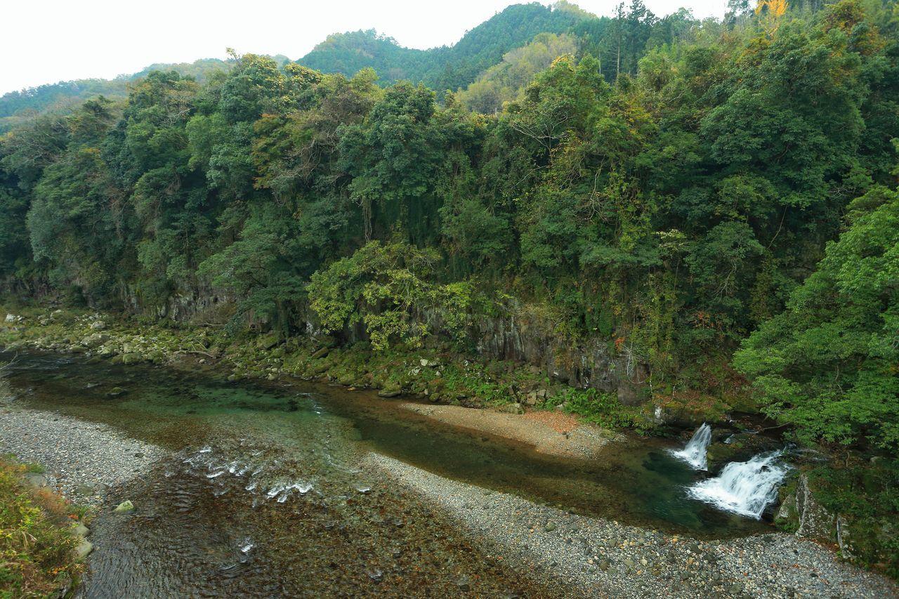 出會橋&轟橋で、今回の撮影旅行はフィナーレ🎵(*´︶`*)✿ ラッキーも重なって、充実した1泊2日の旅行だったな~♪٩(๑>∀<๑)۶ で、まとめてアップ・・・手抜きで人( ̄ω ̄;) スマヌ Autumn Autumn 2015 Clear Stream Clear Water Columnar Joints Enjoying Life Enjoying The View EyeEm Best Shots - Nature Green Hello Helloworld Natural Nature Nature_collection Naturelovers Prismatic Structure Ravine River River View Taking Photos Taking Pictures Travel Travel Photography Traveling Valley
