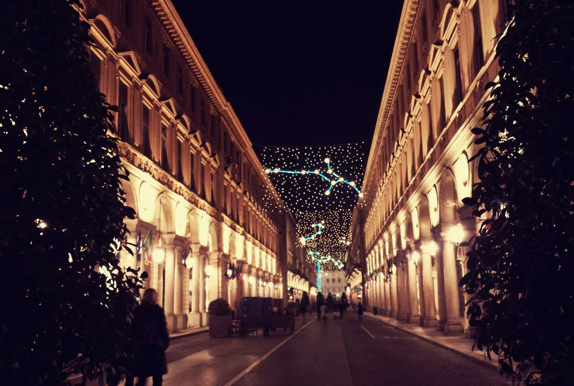 Christmas lights Christmas Lights Christmas Decorations Torino Turin Italy Lights Decoration Picoftheday Detail Fromitalywithlove Colors Color First Eyeem Photo Bellezza Beautiful Outside Photography Photooftheday Night