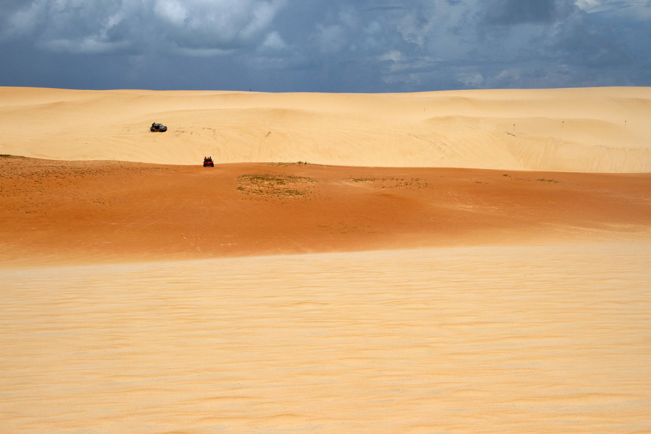 Beautiful view in Natal - Brazil Arid Climate Beauty In Nature Brazil Day Desert Desert Heat - Temperature Hot Landscape Natal Nature Outdoors Sand Sand Dune Scenics Sky Summer Vacations