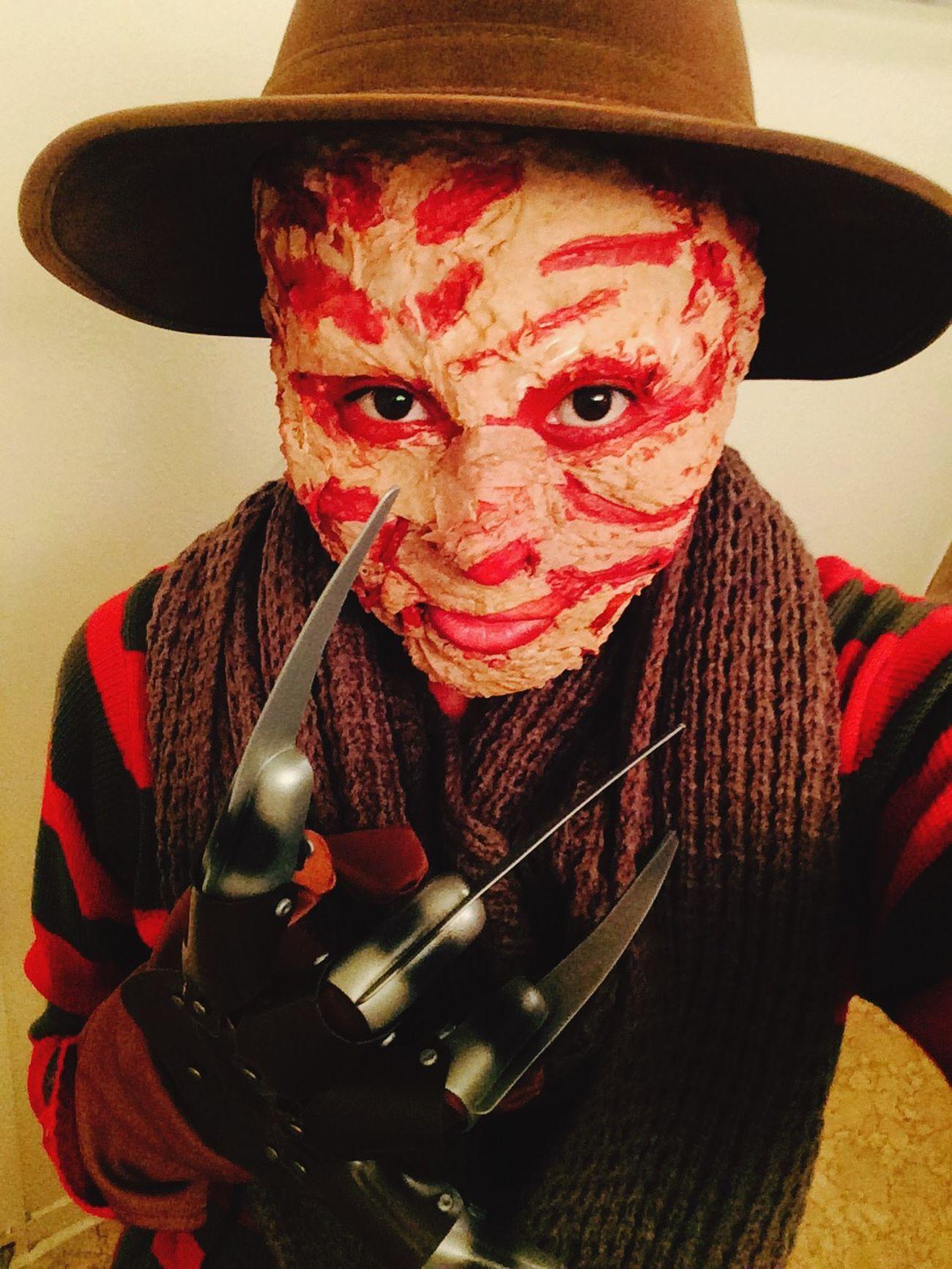 Freddy Krueger But I'm Fredda Krueger