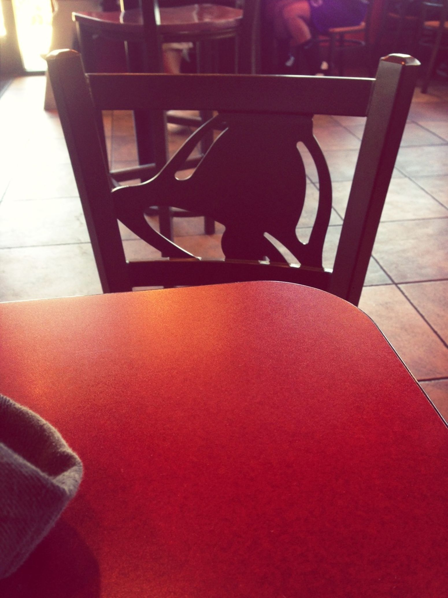 Sitting At Taco Across From My School, With No Money ):