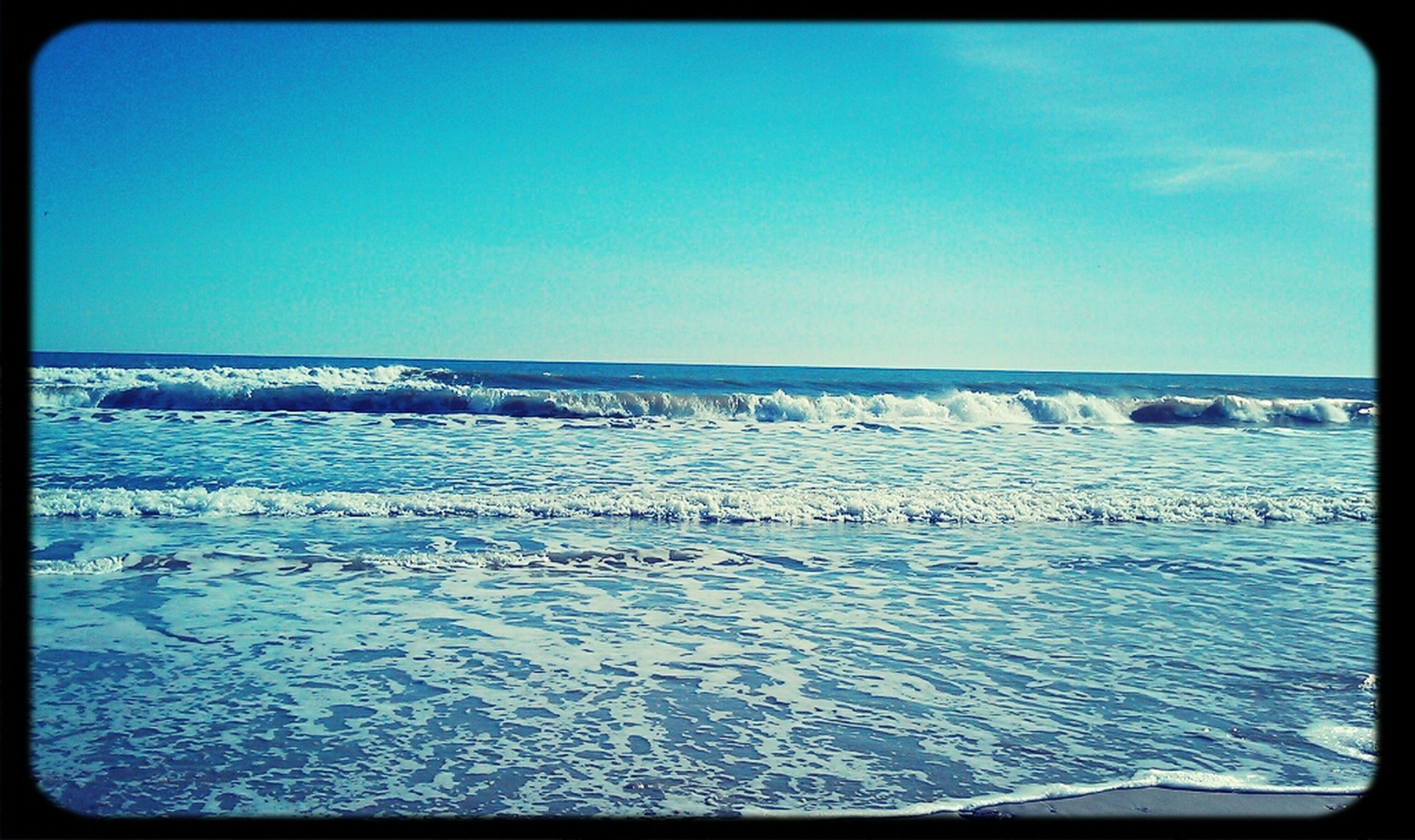 miss the beachh!