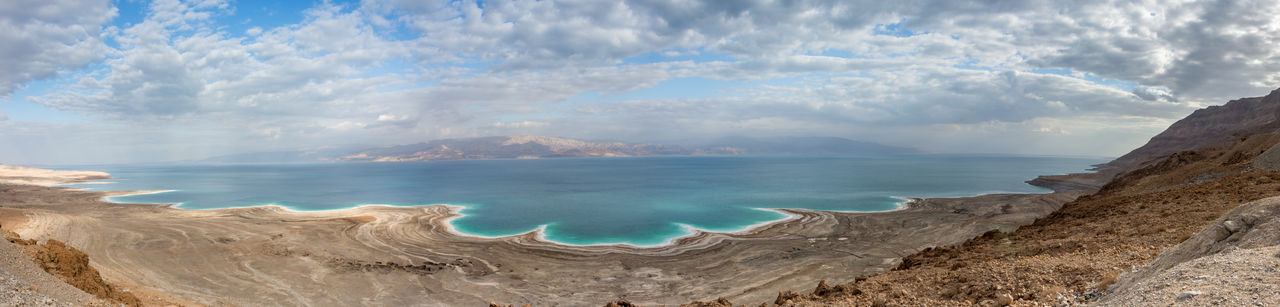 Scenic Panoramic View Over Dead Sea Israel! Deadsea Epic EyeEm Best Shots EyeEm Team Israel Landscape Landscape_Collection Landscape_photography Panorama Panoramic Panoramic Photography Panoramic View The Great Outdoors - 2017 EyeEm Awards Nature BYOPaper! Neighborhood Map Live For The Story
