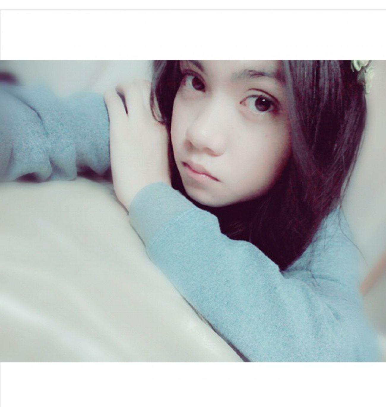 Bestie <3 Preety Girl Brunei Let Your Hair Down