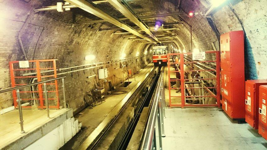 Türkiye'nin ilk metrosu