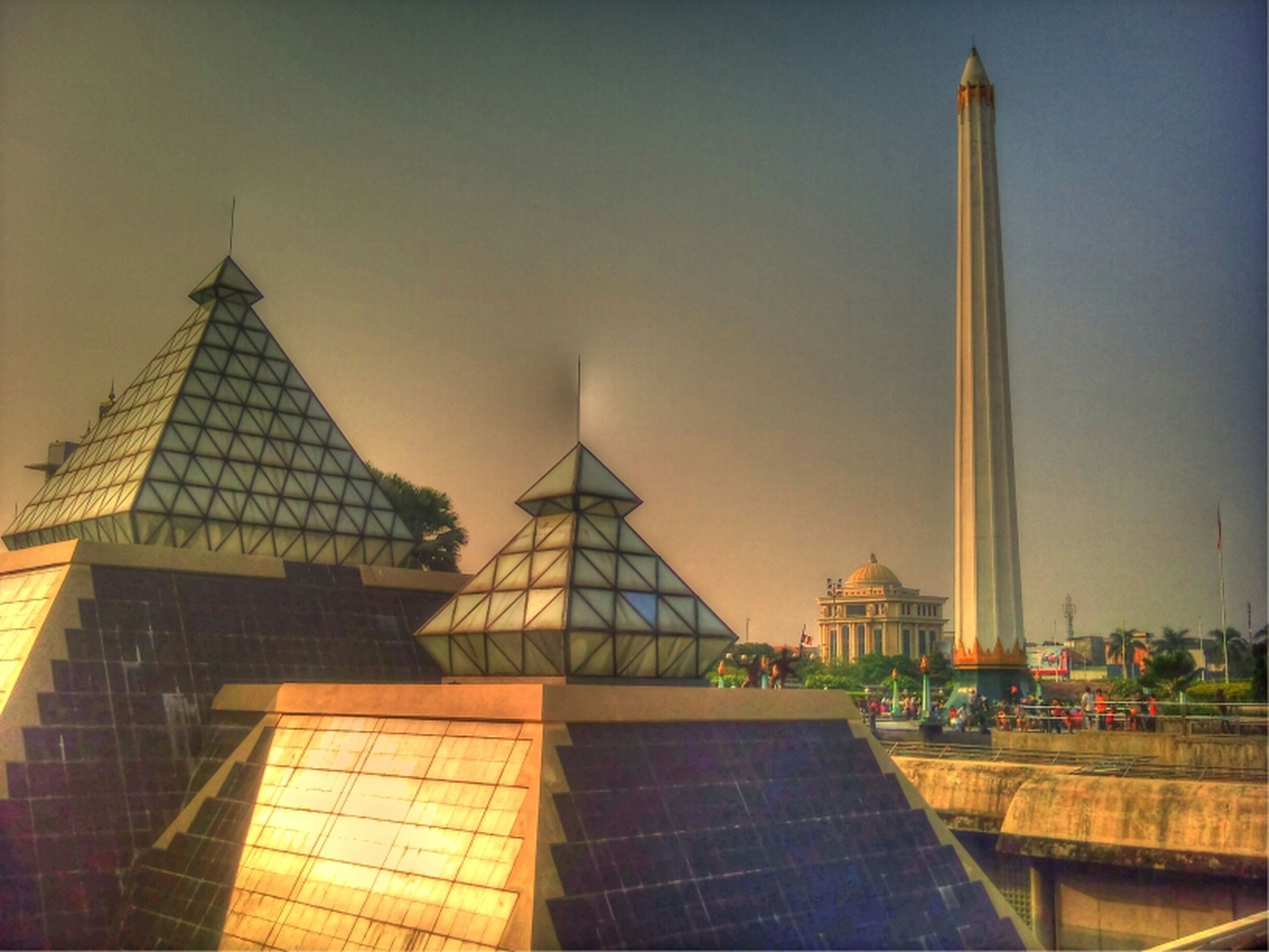 City Building HDR Surabaya