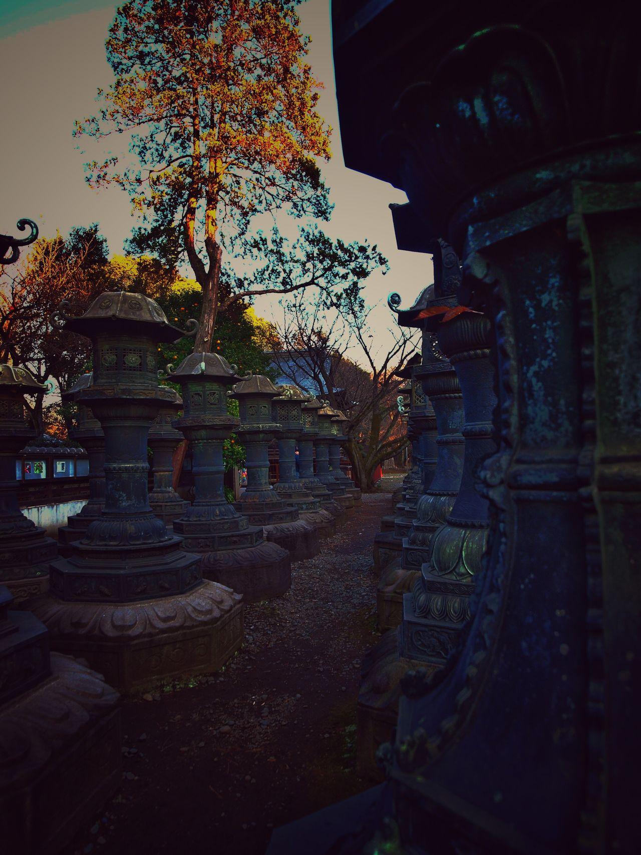 Stone Lanterns Lantern