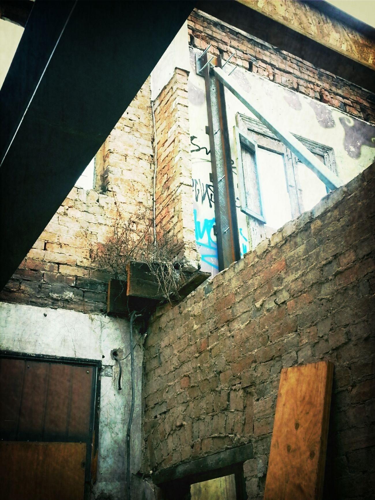 Urbex Derelicthouse Abando