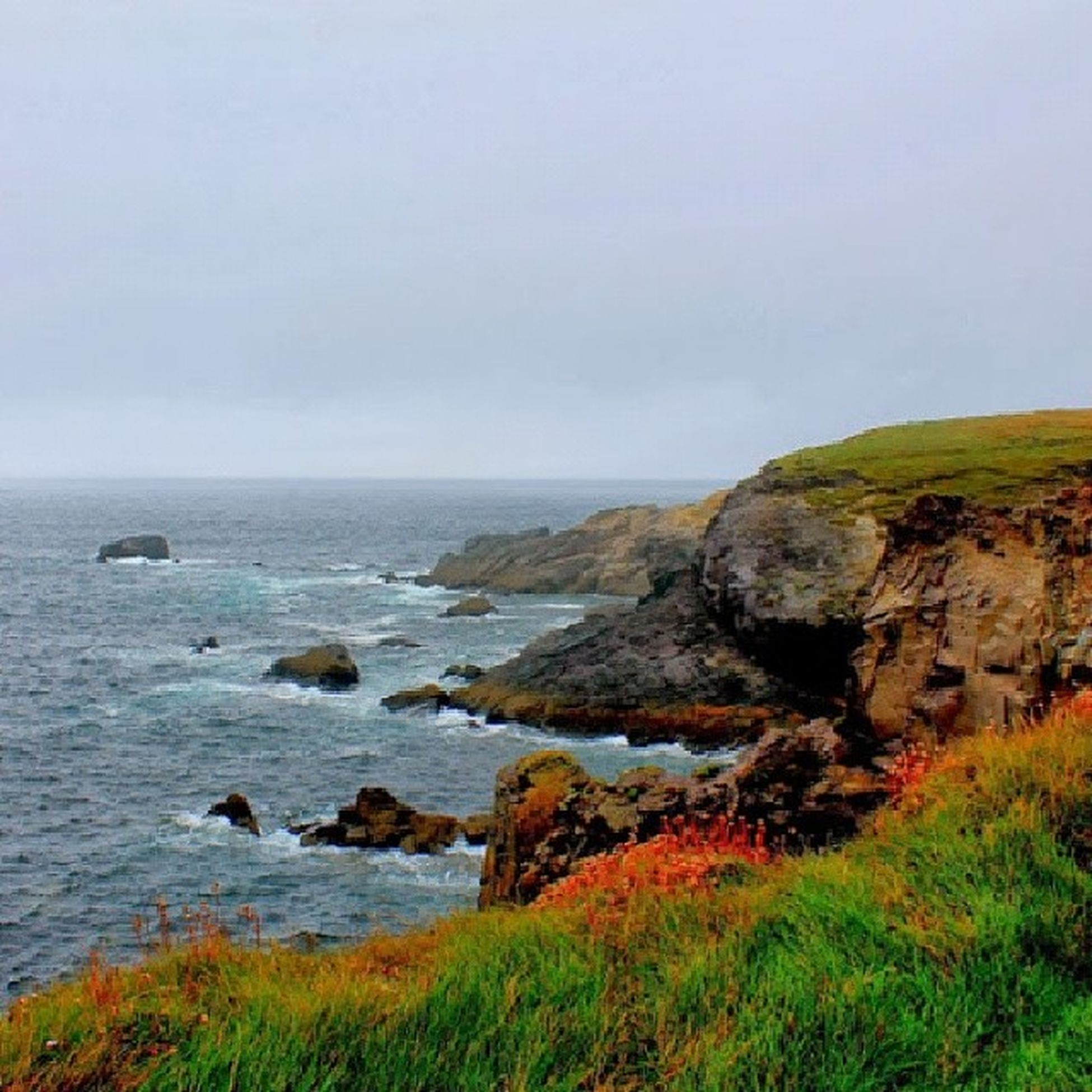 Liveontheedge Love Landskape Ireland dinglepeninsula sea cliffs