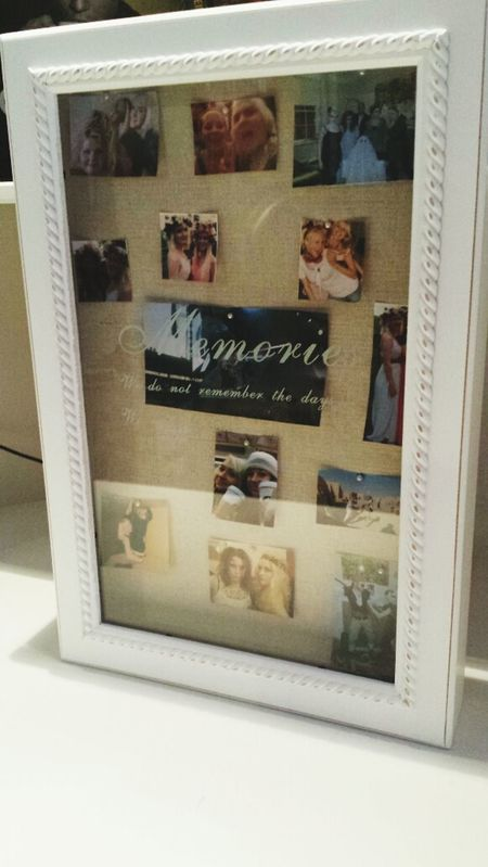 We do not remember the days, we remember the moments. Memorybox Friends Memories