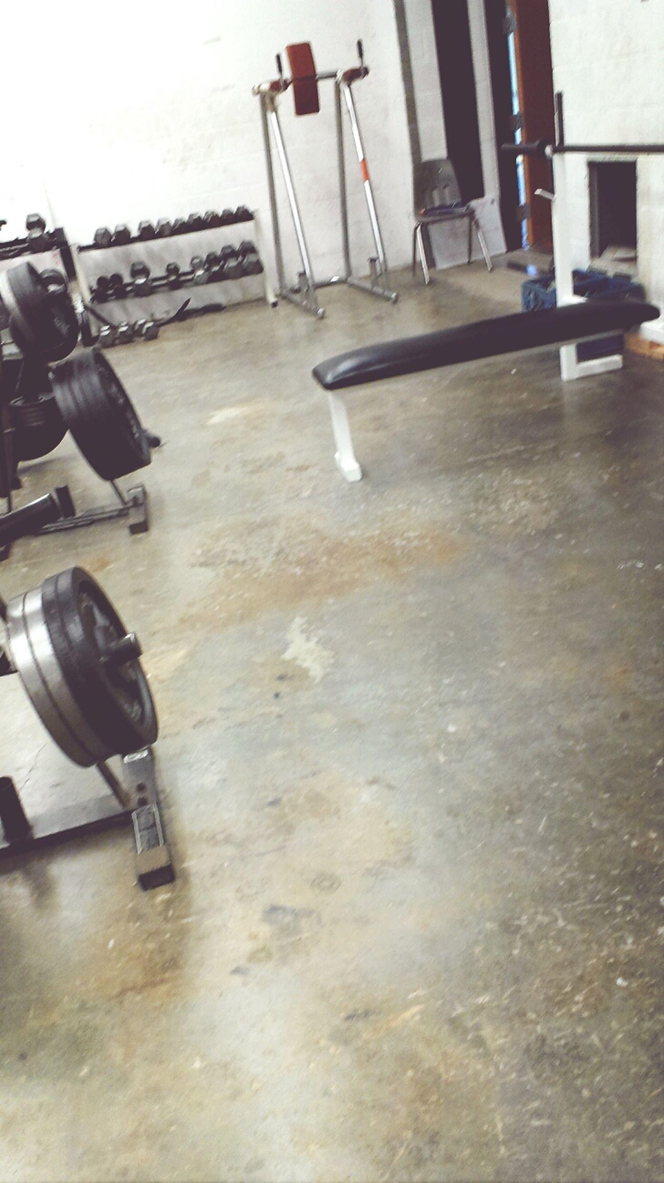 weight room fun