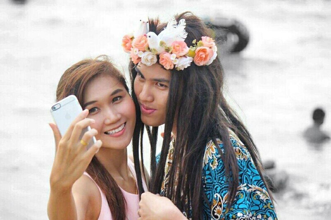 Sea Beach Bangsean Chonburi Thailand