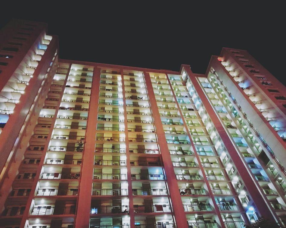 , Patterns Architecture HDB Flats