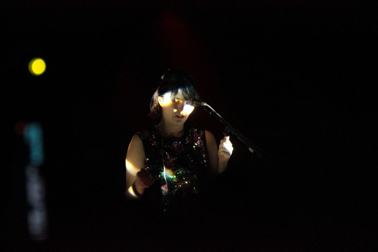 Chile Camilamoreno Pulsarchile Musician Music Songs Singer  Her Woman Light And Shadow Lights Concert Photography Taking Photos Enjoying Life Girl EyeEm Eyeemphotography