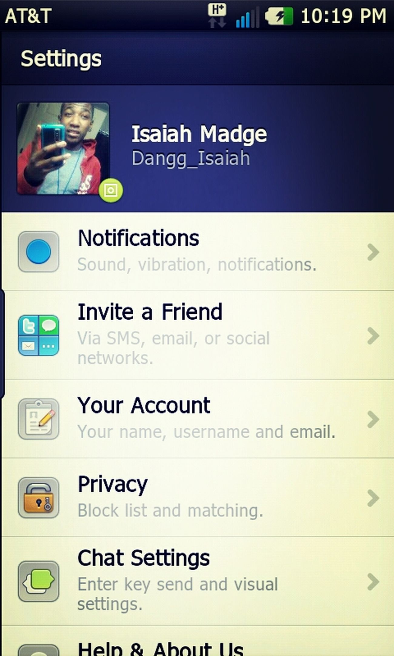 Comment Kik Names :)