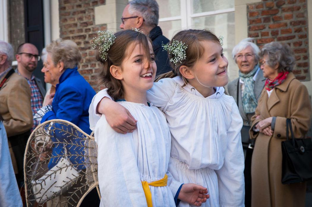 Belgium. Belgique. Belgie. Belgien. Etc. Lier Procession Spirituality Children Happy Children