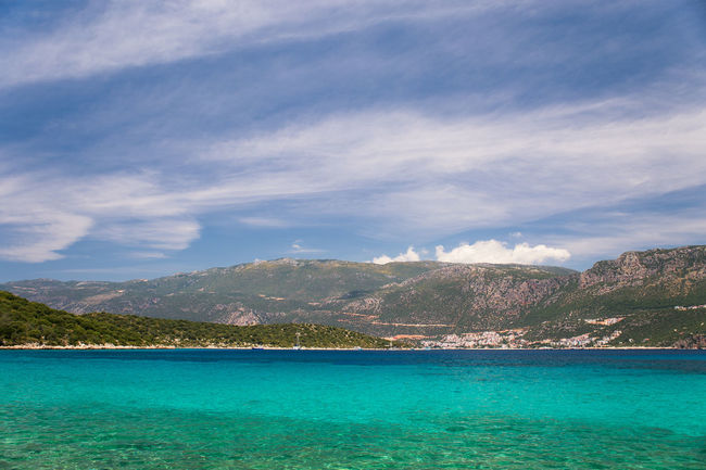 Limanağzı Bay in Kaş I where I had a swim with 3 Caretta Carettas. Antalya Bay Cloudporn Clouds Clouds And Sky Kas Landscape Landscape_Collection Landscape_photography Leisure Activity Mountain Mountains Natanomalous.com Nature Nature Photography Nature_collection Seascape Seaside Sky The Great Outdoors - 2016 EyeEm Awards Tourism Tranquil Scene Tranquility Travel Vibrant