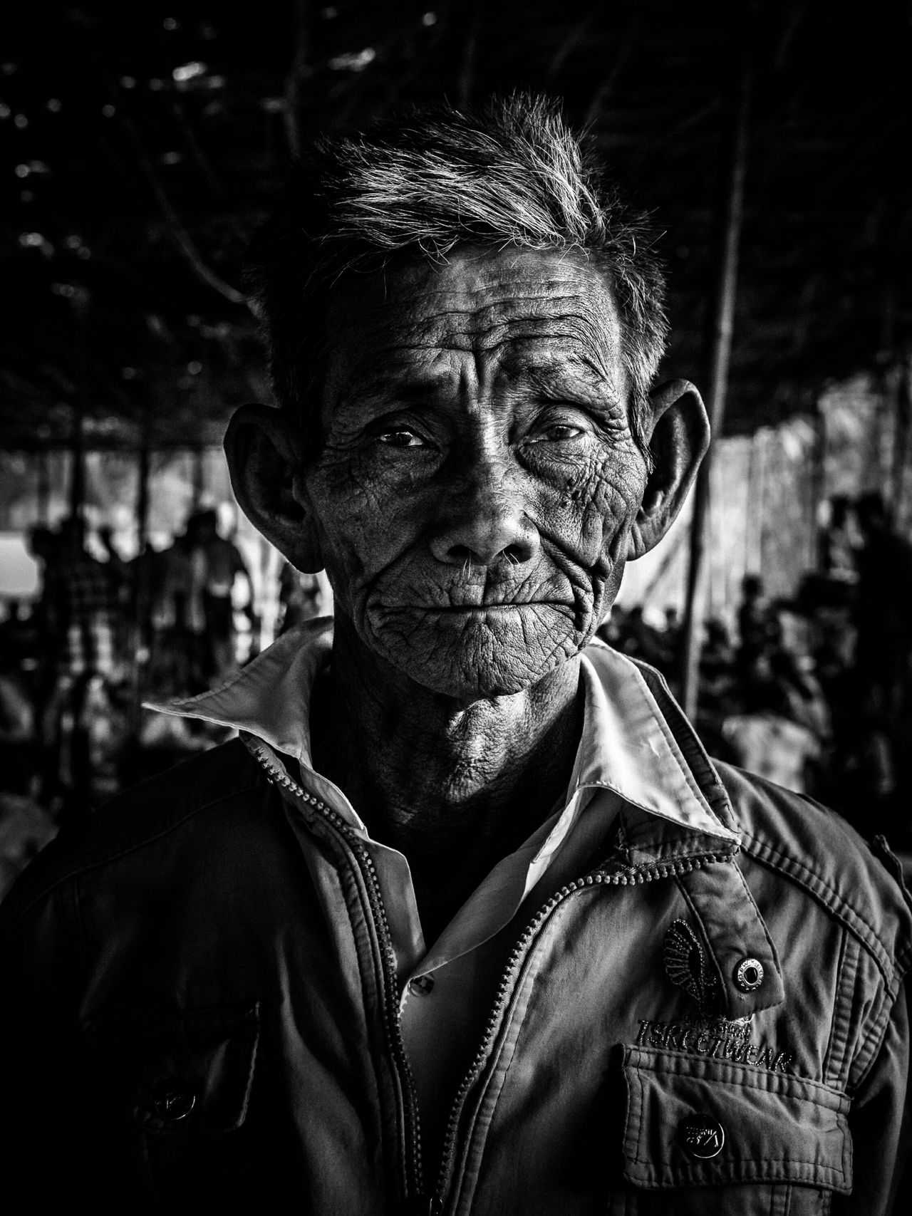 The Portraitist - 2015 EyeEm Awards Burmese Myanmese Burma Myanmar Cmmaung.me Cmmaung Shades Of Grey