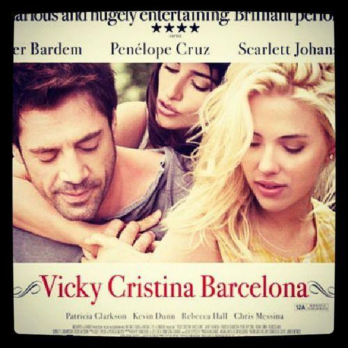Ikvæll blir det kos med favoritfilm! Mys Vickychristinabarcelona Vithelg Nykter