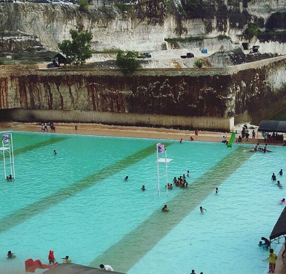 Madura Island-Indonesia Swimmingpool Samsunggrandprime