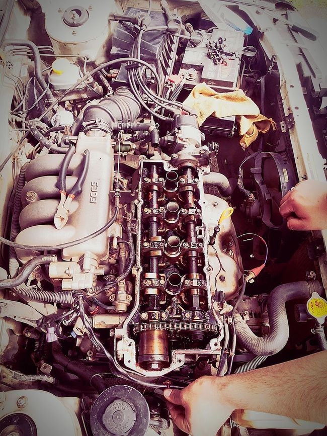 Nissan V16 Motores Motores De Autos Cars