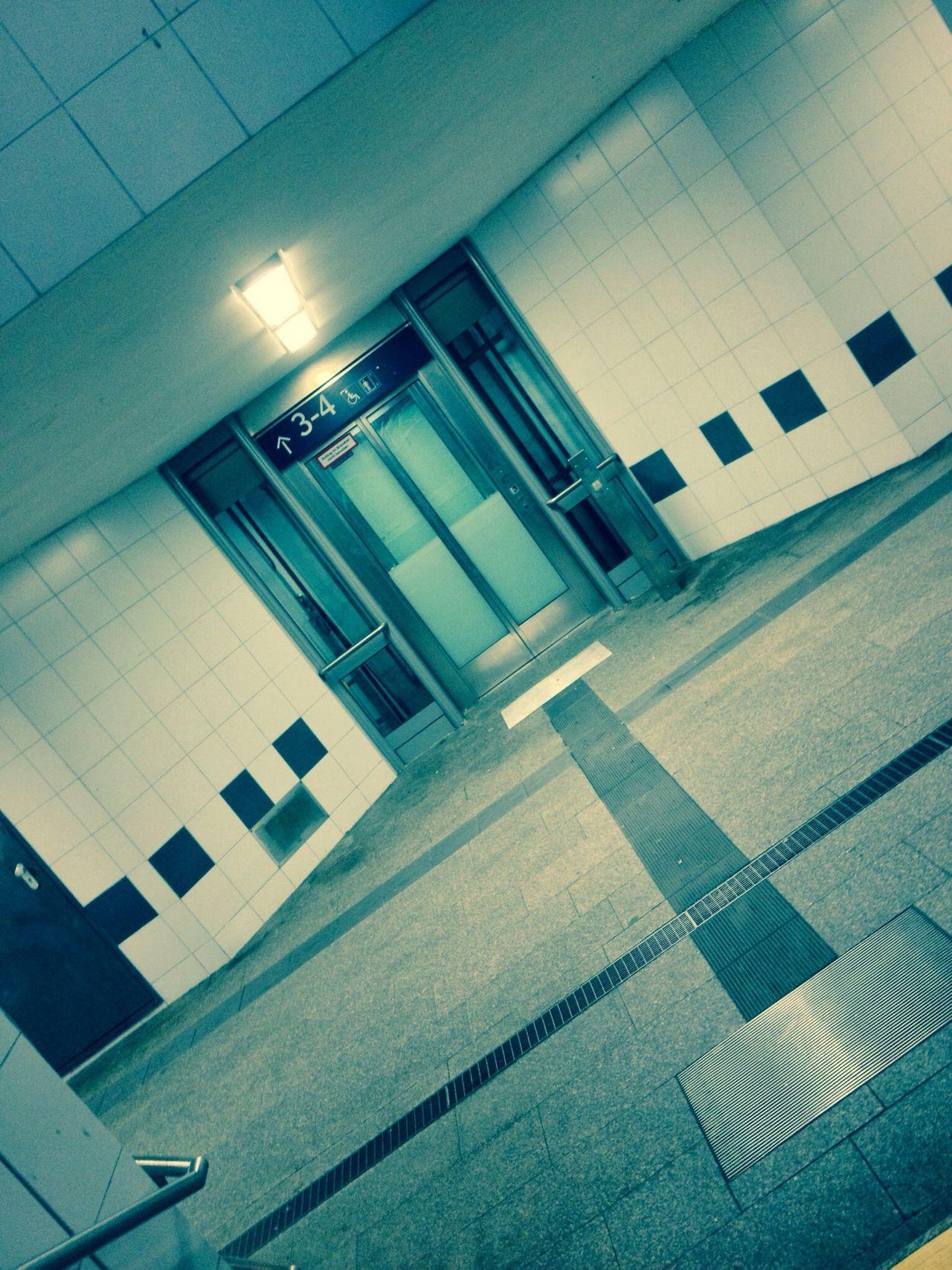 Tiles Concrete Subway