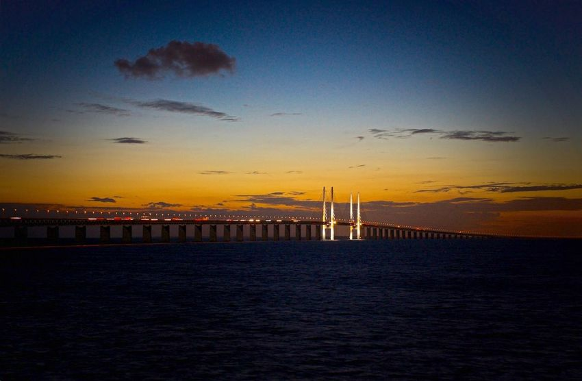 Bridge to Eternity! Bridge Eternity Landscape End Of The Day Sunset Bring Me The Horizon Civilization Man Kind EyeEm Best Shots - Landscape Pentax