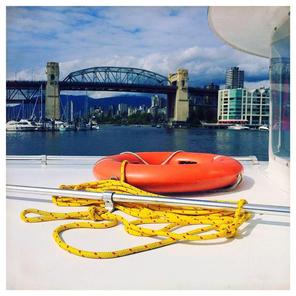 Vancouver Granville Bridge Iphone 6 Plus Granville Island